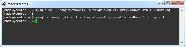 Przekazywanie hasła jako parametr
